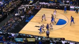 Kentucky vs. Wichita State Full Highlights 2014 NCAA Basketball Tournament