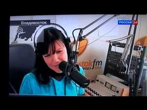 Владивосток FM 106.4 - Новогодние мандарины