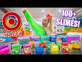 BUYING EVERY SLIME AT TARGET!!!