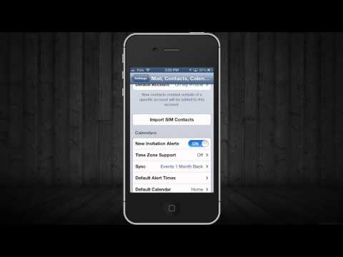 how to import sim contacts phone numbers to iPhone 5. iPhone 4S. iPhone 4. iPhone 3GS