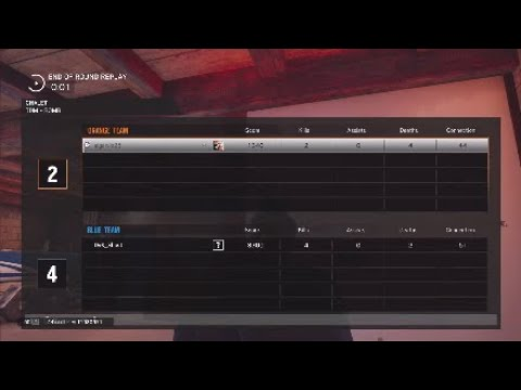 Rainbow six highlight #19 obr goma
