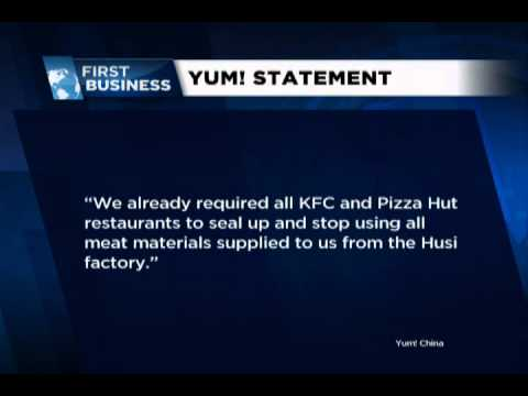 China's Food Scandals 7-22-14