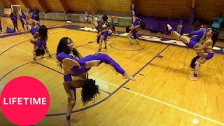 Bring It!: Stand Battle: Dancing Dolls vs. Purple Diamonds Slow Stand (S2, E13) | Lifetime
