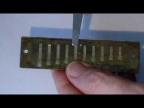 Broken Reed   Harmonica Customization   Overblow.com