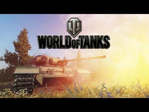 World of Tanks - The Caernarvon Tier 8 Heavy Tank