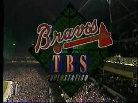 Pregame First Regular Season Game Turner Field Atlanta Braves April 4, 1997 Part 3