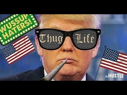 Donald Trump Thug life