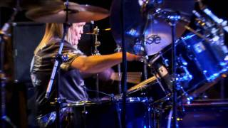 Nicko McBrain of Iron Maiden [Part 2] Live At Guitar Center's 20th Annual Drum-Off (2008)