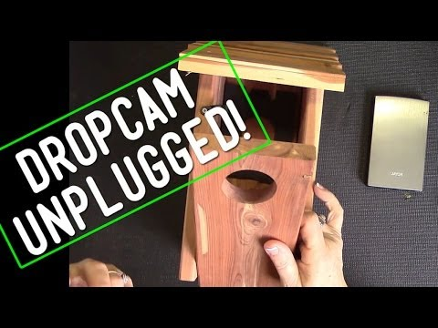 Dropcam Unplugged