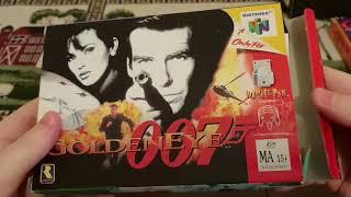 What's Inside? - 007 Goldeneye (N64)