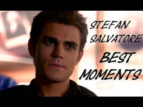 Stefan Salvatore's best moments (Vampire Diaries)
