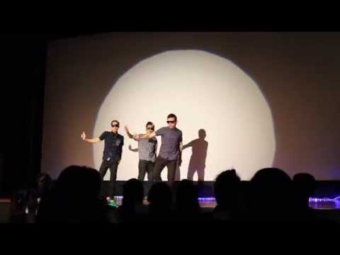 Poreotics At Umass 2014 video