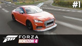 Forza Horizon 4 PC [#1] SuperLosowanie VIP i Moje POCZĄTKI