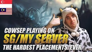 MY SG/MY PLACEMENTS WERE THE HARDEST PLACEMENTS OF MY LIFE - Cowsep