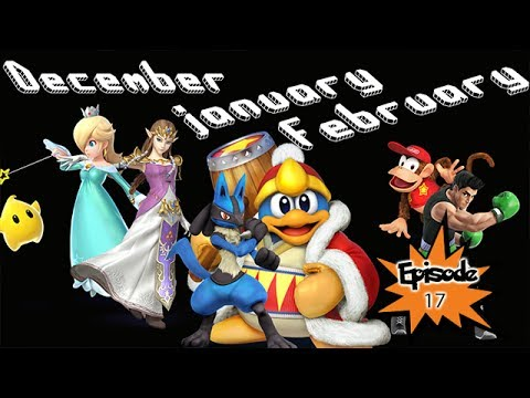 Yay Super Smash Bros! Ep17 - Releases and reveals for Spring 2014