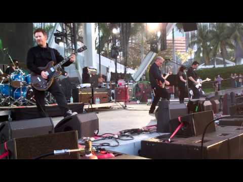 New Order - Live at the Ultra Music Festival 2012 - Crystal