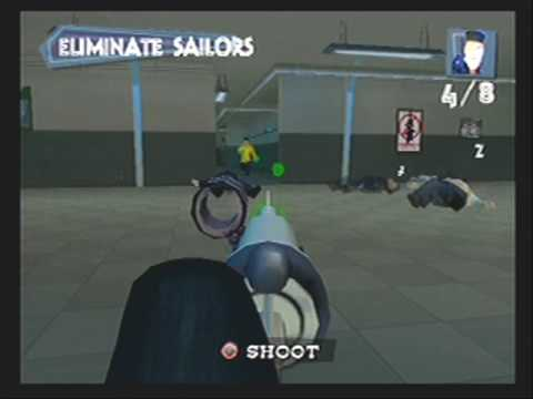 Madagascar Playstation 2: Penguin Mutiny Part 2