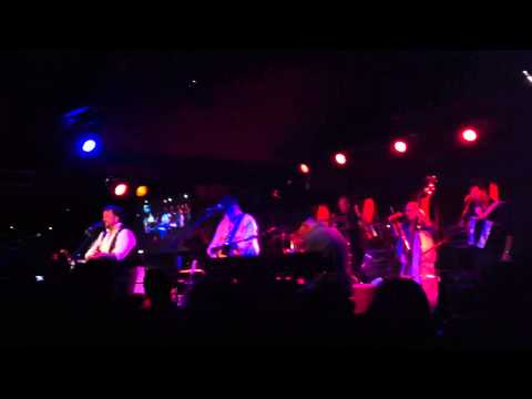 The MAVERICKS: Eleven Songs live 2013 @the Belly Up Tavern, Solana Beach, CA