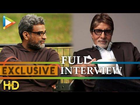 Exclusive: Amitabh Bachchan-R Balki's Interview On Shamitabh | Dhanush | 40 Years Of Deewaar