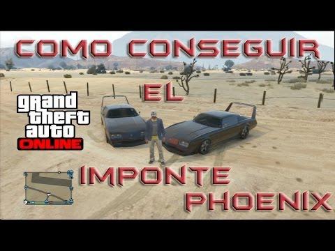 Como Conseguir el Imponte Phoenix [Ubicacion] -GTA Online