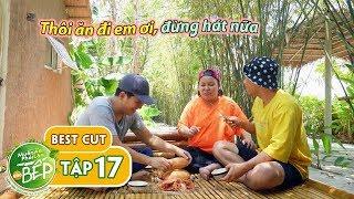 """Nghe """"thánh chế nhạc"""" Duy Khiêm Ngố, Lê Trang hát Hồ Quảng, cải lương chế   Muốn Ăn Phải Lăn Vào Bếp"""