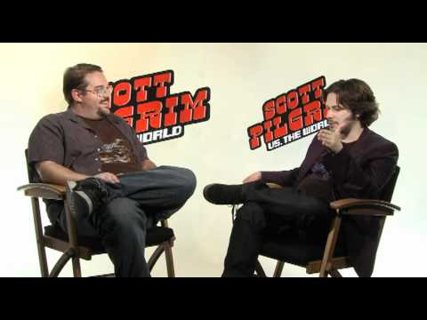 Scott Pilgrim Director Edgar Wright Was The Oldest Guy on Set