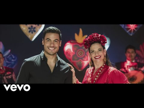 Natalia Jiménez, Carlos Rivera - El Destino (Official Video)
