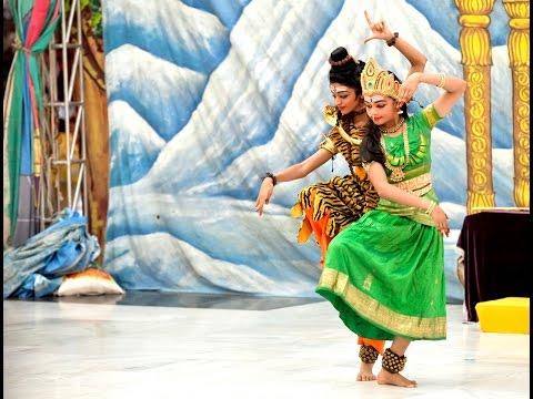 Skandha Vaibhavam - Dance Drama by the Bal Vikas children of Tamil Nadu - Oct 27 2015