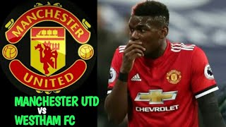 Manchester United vs West Ham United|Premier League Highlights Today|EPL Highlights Today