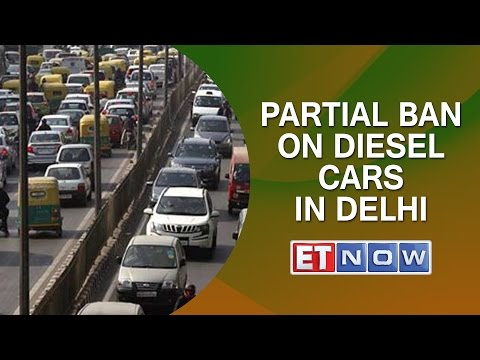 Partial Ban On Diesel Cars In Delhi