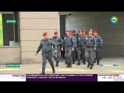 Кумир протеста Пашинян. Какой будет развязка «бархатной» революции?