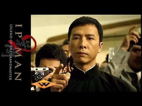 IP MAN 2 Official US Trailer