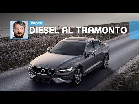 Nuova Volvo S60 e il diesel non cè più