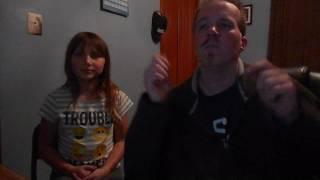JESSICA SIMPSON LITTLE DRUMMER BOY - ASL DEAF SIGN LANGUAGE