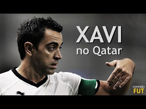Xavi Hernández - Há futebol no Qatar   Conexão Fut