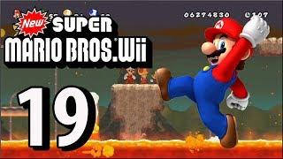 New Super Mario Bros. Wii - Part 19 (4 Player, 2018)