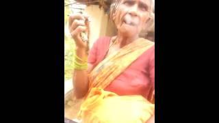 girl beedi smoking