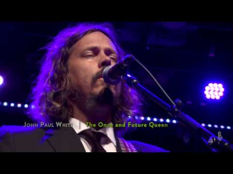 John Paul White - Once and Future Queen (eTown webisode #1054)