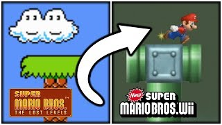 """The WORST """"Super Mario Bros: The Lost Levels"""" REMAKE EVER!"""