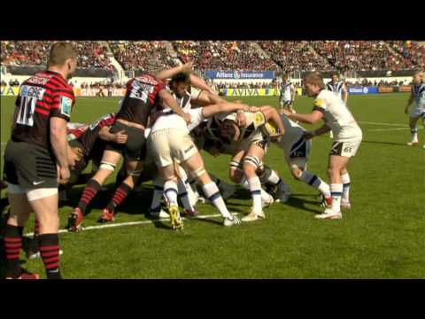 Saracens vs Bath Rugby 23-14 | Premiership Rugby Round 22
