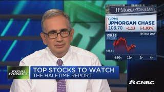 Final trades: Store Capital, CBS, JPMorgan & US Bancorp