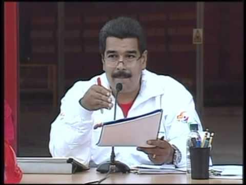 Presidente Maduro aprobó recursos para Cable Tren de Petare y Metro Cable Mariche