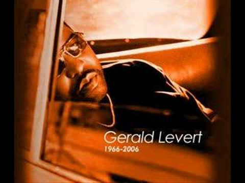 Gerald Levert---DJ Dont Video
