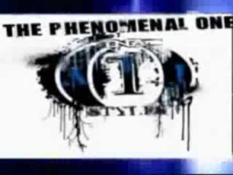 AJ Styles Current TNA Theme