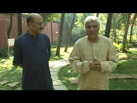 Walk The Talk with Javed Akhtar