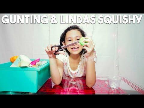 SQUISHY DARES | GUNTING & LINDAS MOBIL