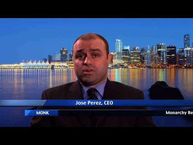 Monarchy Resources, Inc.- MoneyTV with Donald Baillargeon