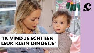Aflevering 1 - Chantal komt werken op het kinderdagverblijf