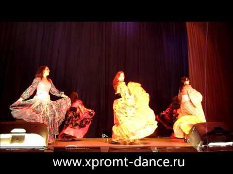 Цыганский танец «Нанэ цоха».  Gypsy dance.