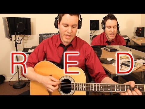 LADY IN RED - Chris de Burgh cover